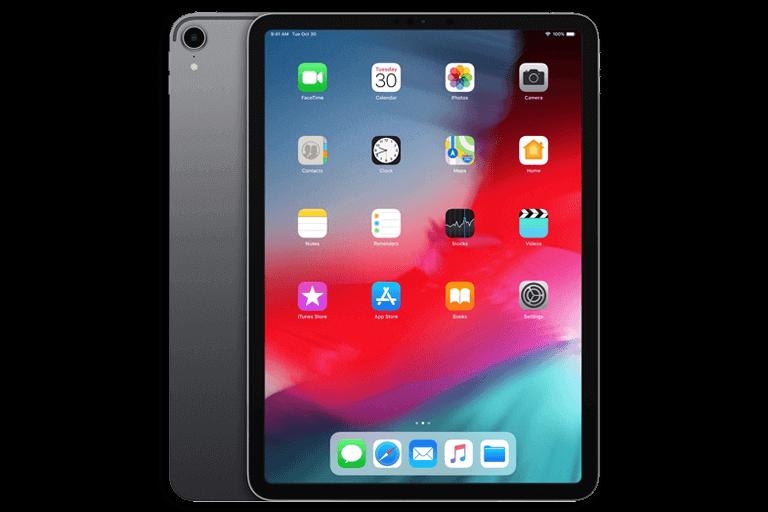 Apple iPad Pro 11 inch 2018 WiFi huren bij iPadhuren.nl