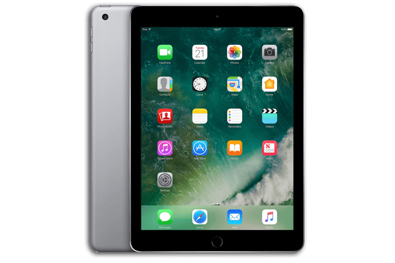 Apple iPad 2018 4G - iPadhuren.nl